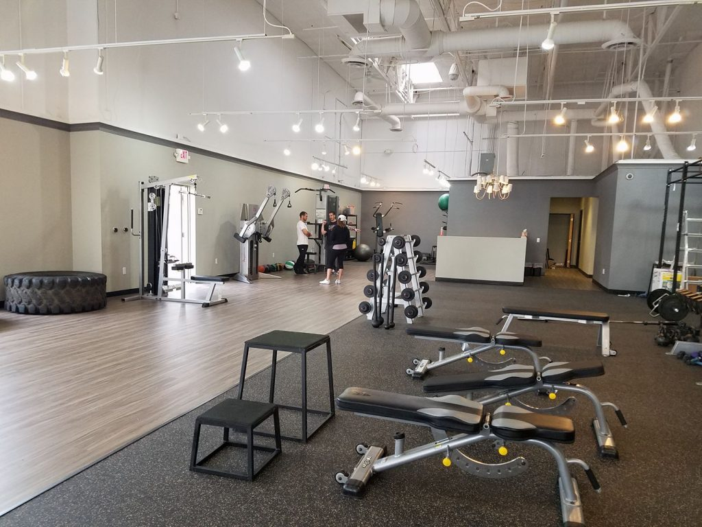 Personal Training Gym Near You In Tempe