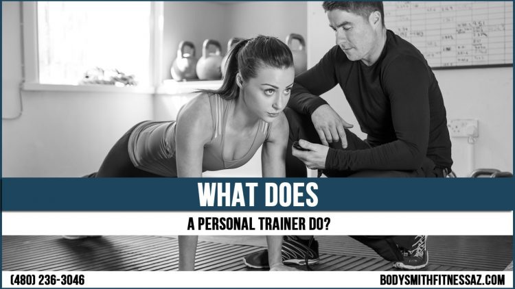 What Does A Personal Trainer Do Job Responsibilities